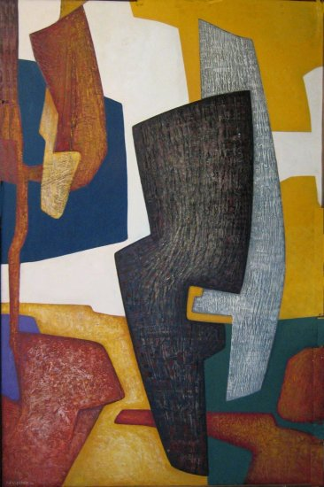 Roger Desserprit - Composition 1956