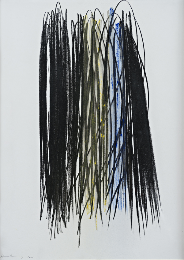 Hans Hartung  - PM1961-56