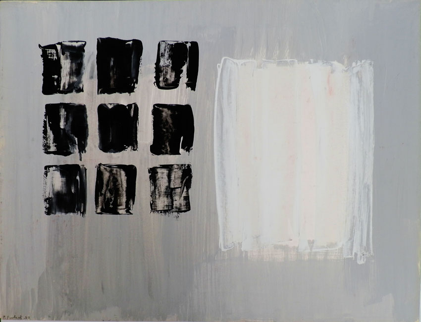 Pierre Fichet - composition 1962